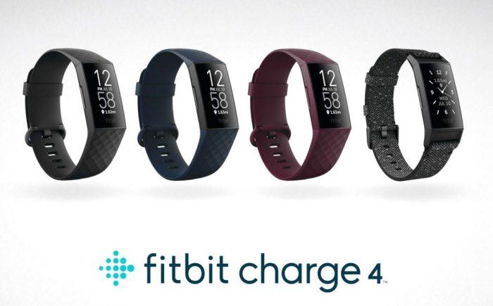 Fitbit presenta Fitbit Charge 4, su monitor de salud y actividad más avanzado