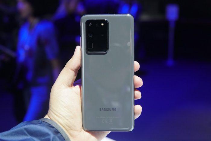 (Vídeo) Samsung Galaxy S20 Ultra: Lo tiene TODO