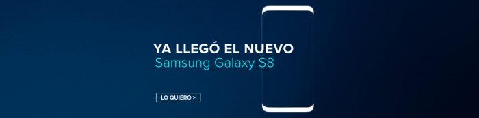 El Samsung Galaxy S8 ya se vende a través de Linio Perú