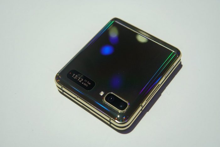 Samsung Galaxy Z Flip: El futuro es prometedor