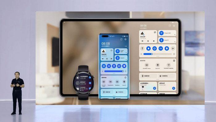 Estos son todos los dispositivos de Huawei en recibir HarmonyOS 2
