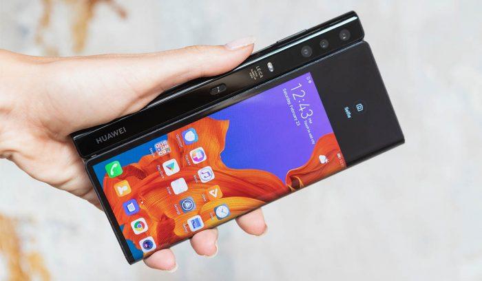 El Huawei Mate X llegará en octubre y tampoco llegará con Android de Google