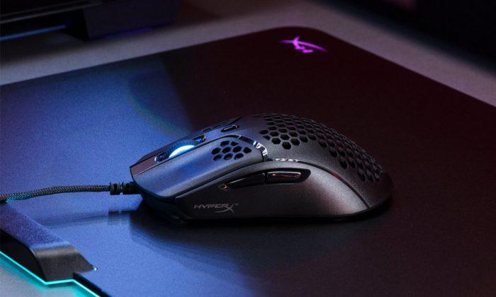 HyperX lanza nuevo mouse ultra-liviano Pulsefire Haste