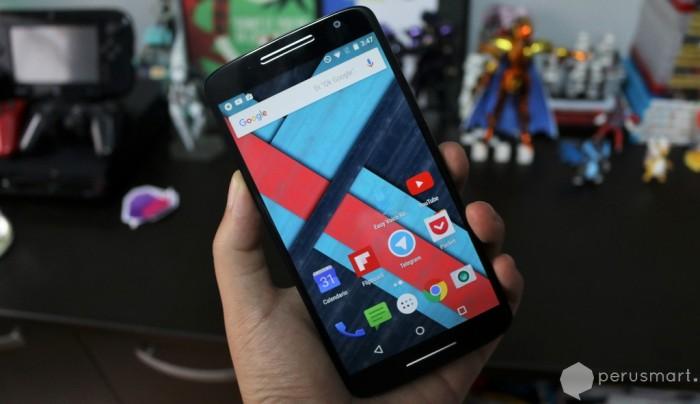 Moto X Play de Entel estaría recibiendo Android 6.0 Marshmallow