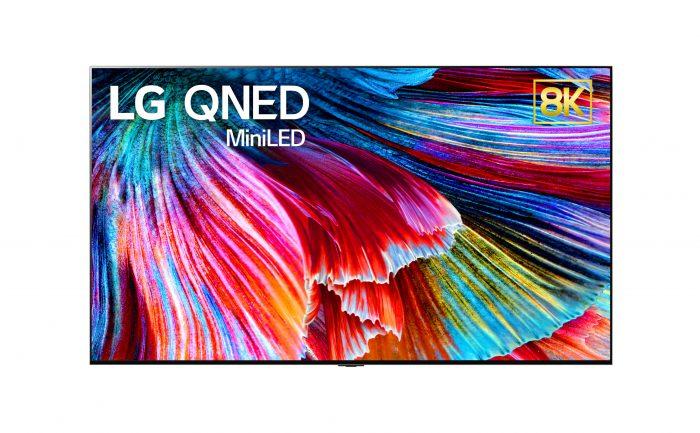 LG presentará su primer TV QNED Mini LED en el CES virtual 2021