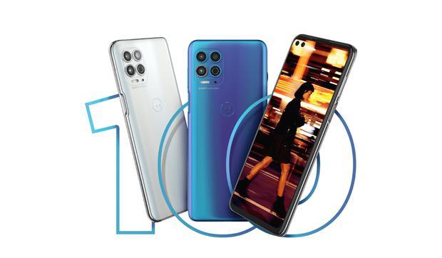 Motorola anuncia el Moto G100: un gama media con alma de gama alta