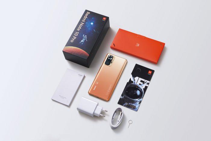 Redmi Note 10 Pro MFF Special Edition se venderá con Claro