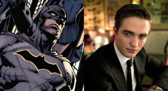 Robert Pattinson será oficialmente el nuevo Batman