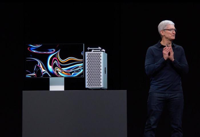 NP- GPUs AMD Radeon de alto rendimiento impulsan las nuevas Mac Pro