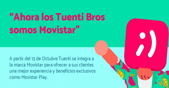 Tuenti: Esto es lo que Movistar te ofrece si eres usuario