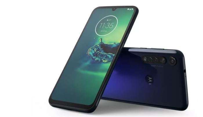 Motorola presenta el Moto G8 Plus y Moto G8 Play