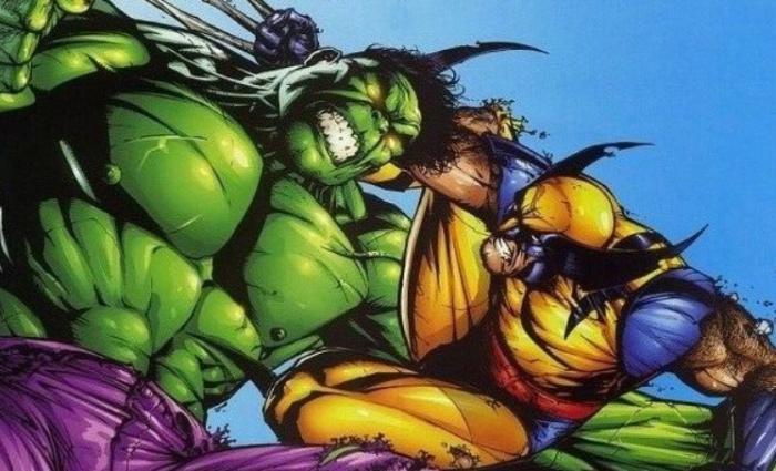 Marvel podría estar planeando película de «Hulk vs Wolverine»