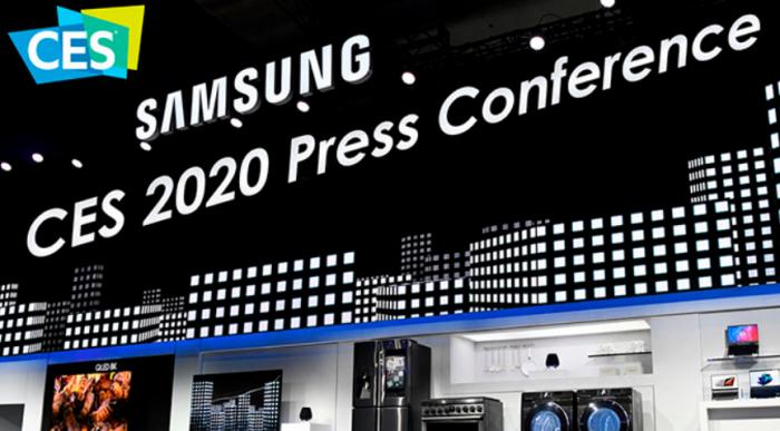 CES 2020: Mira el evento de Samsung en vivo