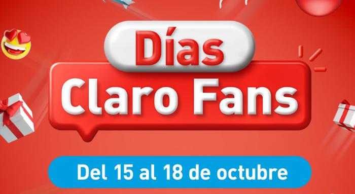 """NP – Conoce los «Días Claro Fans"""""""