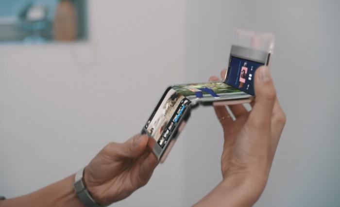 Samsung registra nombre 'Z Roll' para su próximo dispositivo enrollable