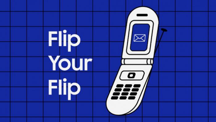 Samsung te descontará $125 en el Galaxy Z Flip si dejas un «sapito» en intercambio