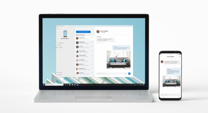 Así funcionará la nueva aplicación de Windows que replicará tu teléfono en tu PC