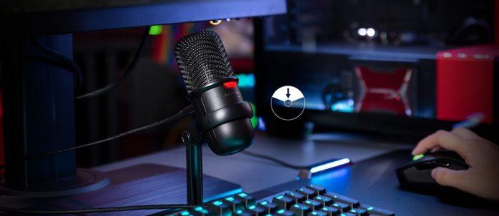 NP – HyperX lanza micrófono USB SoloCast