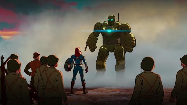 What if…? Serie de historias alternas del universo Marvel llegará en agosto