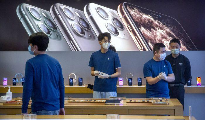 Apple admite que el coronavirus reducirá sus ventas y su producción
