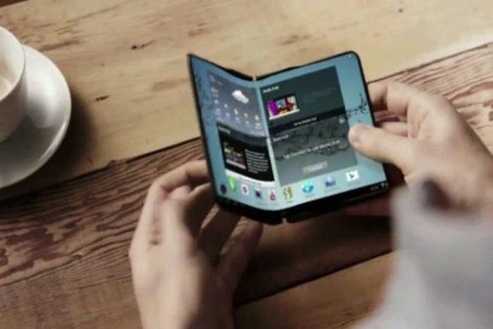 El primer smartphone plegable de Samsung ya tendría fecha de salida
