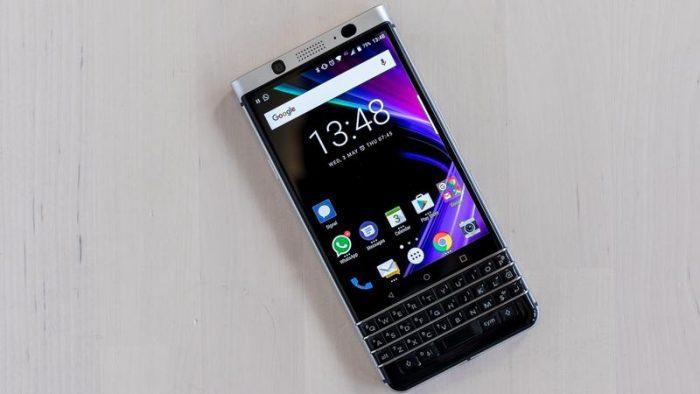 El BlackBerry KEYone ya está disponible en Perú y estos son sus precios