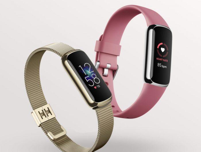 Fitbit presenta Luxe, un monitor de bienestar y fitness de vanguardia diseñado para apoyar su salud holística