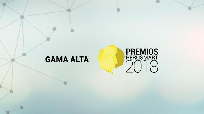 Premios Perusmart 2018: elige al mejor smartphone gama alta