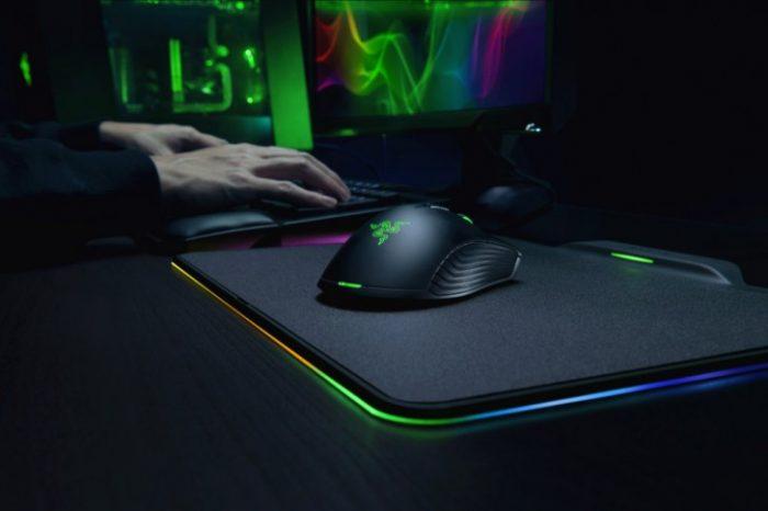 Este mouse de Razer es completamente inalámbrico y no necesita una batería para funcionar