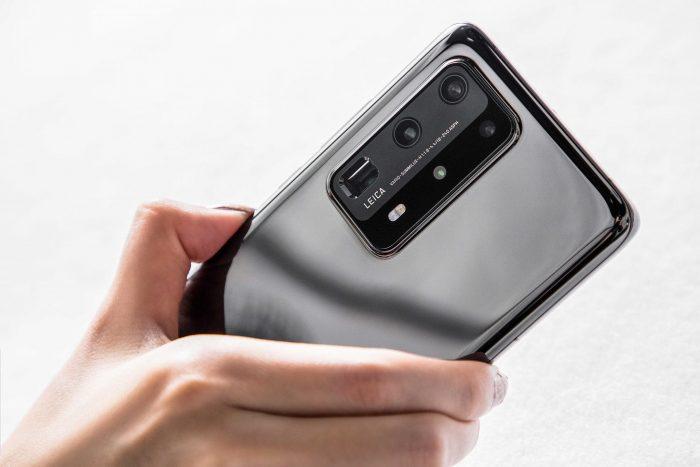 Los Huawei P50 llegarían la última semana de Marzo
