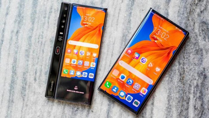 Huawei Mate Xs se vendería en Perú muy pronto