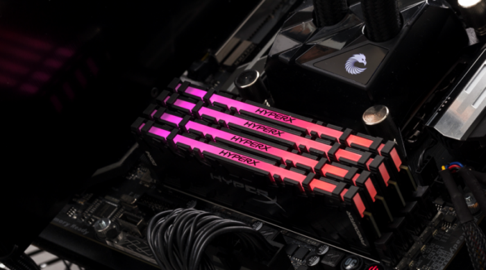 HyperX y MSI establecen un nuevo récord mundial de overclocking de DDR4 a 7200 MHz