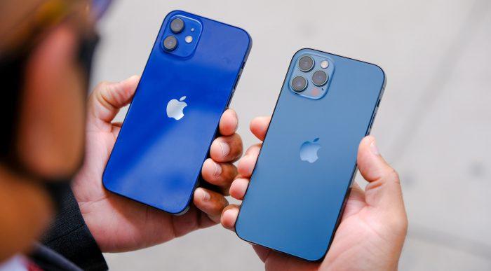 Los iPhone 12 ya tienen 5G en Perú
