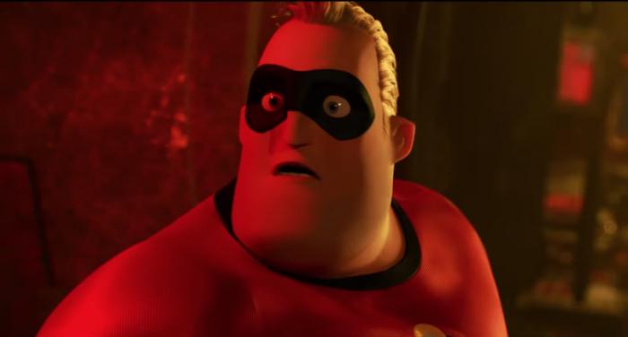 Disney confirma que Los Increíbles 2 puede causar ataques epilépticos