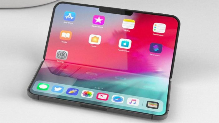 Apple presentará un iPhone plegable en 2023