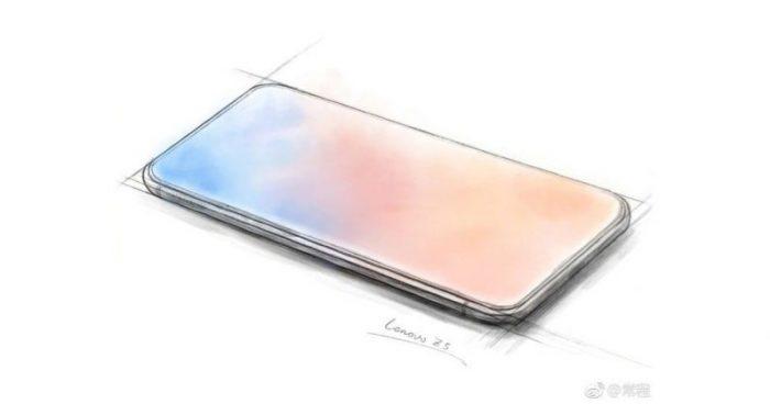 Lenovo presentará el verdadero smartphone sin marcos
