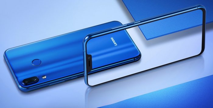 Lenovo Z5: el smartphone todo pantalla que resultó ser otro clon del iPhone X
