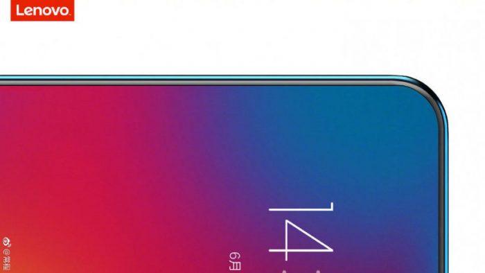 Así se verá el Lenovo Z5, el smartphone «todo pantalla»