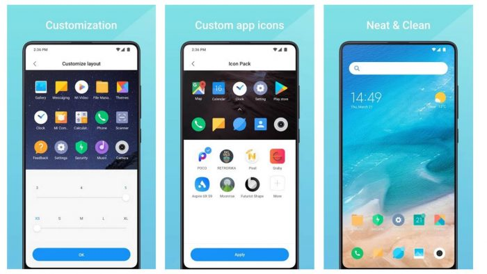 MINT, el nuevo launcher de Xiaomi para tu smartphone
