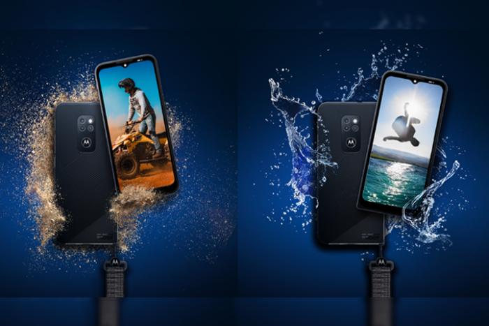 Motorola resucita su teléfono «todo terreno» y lo equipa contra todo