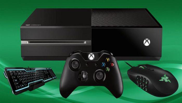 Microsoft y Razer trabajan para llevar el soporte de teclado y mouse a Xbox One