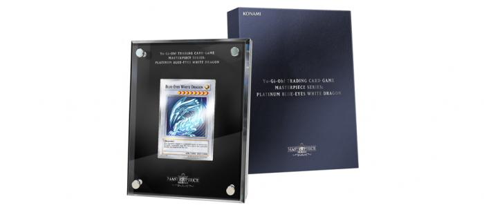 Konami Yu-Gi-Oh! enloquece el mercado de coleccionables