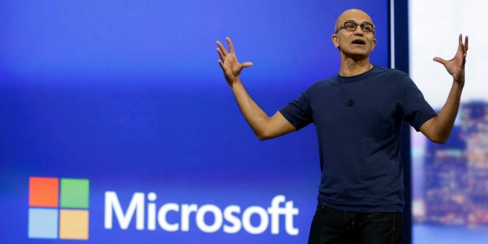 Microsoft admite que nunca pudo competir contra Apple y Google en el mercado de smartphones