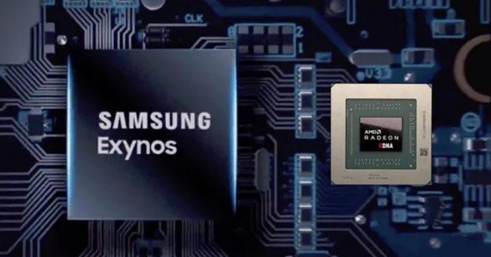 El próximo procesador Exynos de Samsung usará GPU de AMD