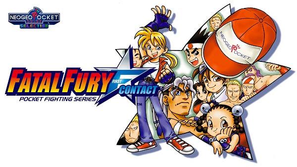 NP – El clásico atemporal de SNK Fatal Fury: First Contact llega hoy a Nintendo Switch