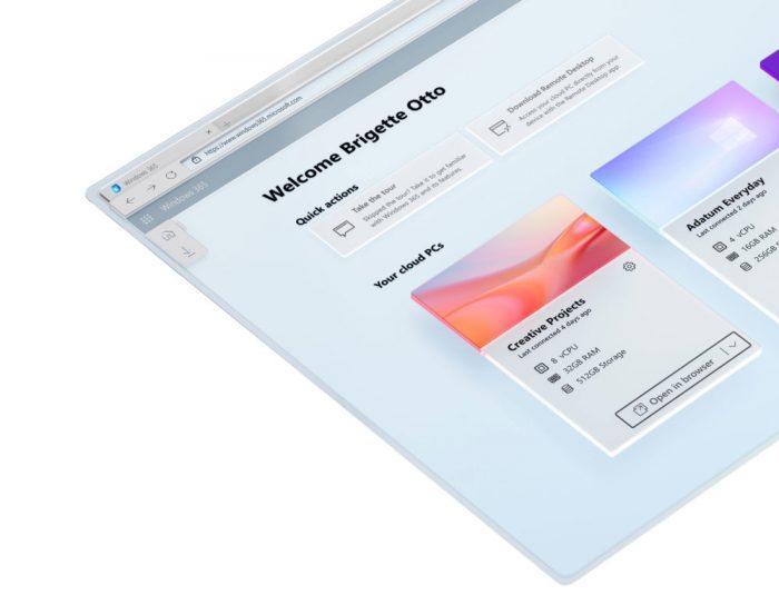 Windows 365: tu escritorio de Windows que podrás usar en cualquier parte