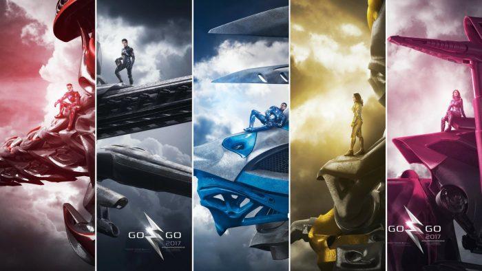 Los nuevos zords de la próxima película de Power Rangers lucen mejor de lo que pensamos